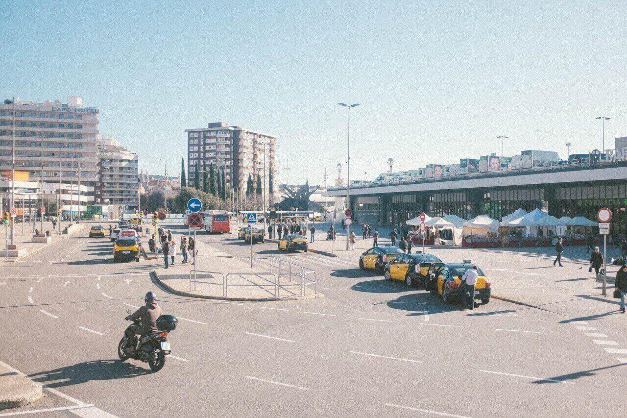 Cómo llegar a Barcelona