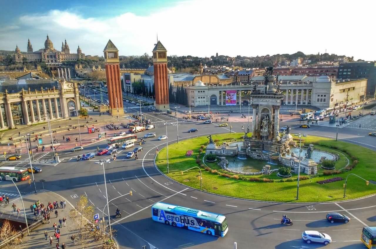 Transporte en Barcelona